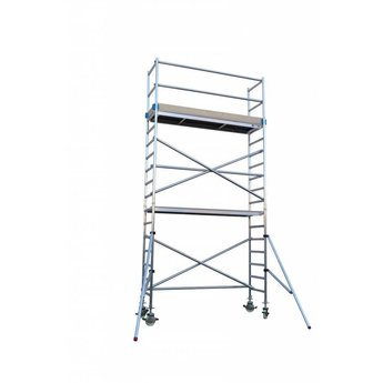 Rolsteiger Basis 135 x 250 x 6,2 meter werkhoogte  aangepaste configuratie