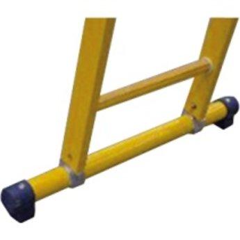 Kunststof ladder GVK 2x9 treden