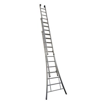 Maxall Driedelige ladder 3x7 Maxall Basic