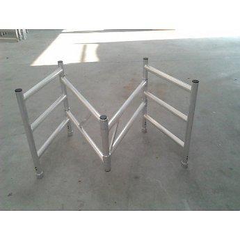 Opzetstuk kamersteiger 1 meter  voor Altrex RS44
