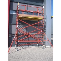Rolsteiger Carbon 4,0 meter werkhoogte