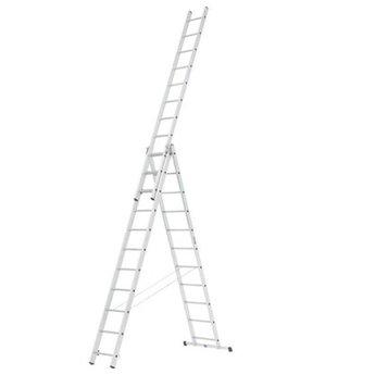 ALP driedelige ladder 3x10
