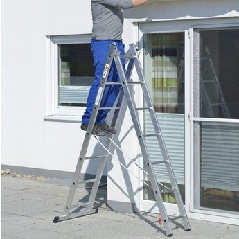 ALP tweedelige ladder 2x7