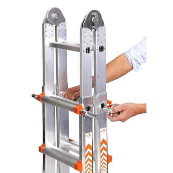 Waku Multifunctionele ladder Wakü 4x5