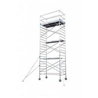 Rolsteiger Compleet 75 cm breed met lichtgewicht platform | Gratis Verzending