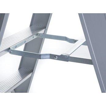Dubbele trap 2x6 treden EuroStairs