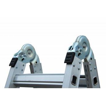 Multifunctionele Vouwladder ASC 4x4