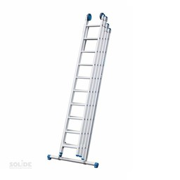 4 delige ladder 4 x 9 Solide