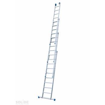Solide 4 delige ladder 4 x 8 Solide