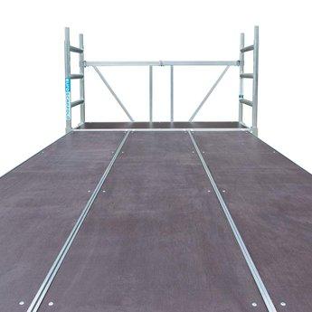 Stukadoor steiger 190 x 370 | 7 m²