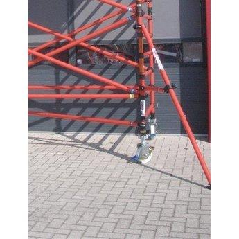 Rolsteiger Carbon 75 x 190 x 4,0 meter werkhoogte