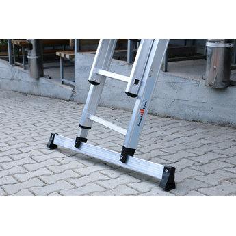 Smart Level 2 delige ladder Smart Level 2 x12 | werkhoogte 6,5 m