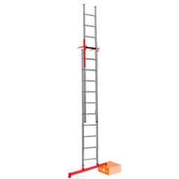 2 delige ladder Smart Level en Top Safe 2 x10