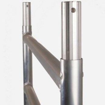 Rolsteiger Basis 75 x 190 x 10,2 meter werkhoogte
