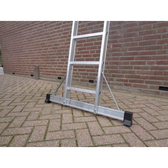 Smart Level Enkele ladder Top Safe 1 x 14