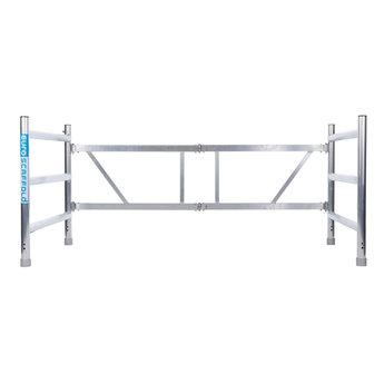 Opzetstuk kamersteiger 90 cm breed x 1 meter hoog