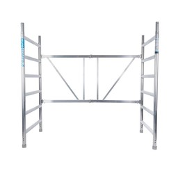 Euroscaffold Opzetstuk kamersteiger 90 cm breed x  2 meter hoog