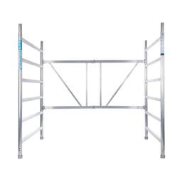 Opzetstuk kamersteiger breed ( 2 meter )