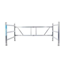 Euroscaffold Opzetstuk kamersteiger breed ( 1 meter )