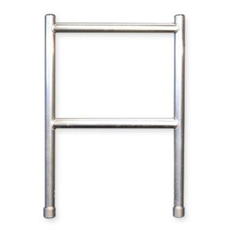 Rolsteiger Basis 90 x 305 x 6,2 meter werkhoogte met extra lichtgewicht platform