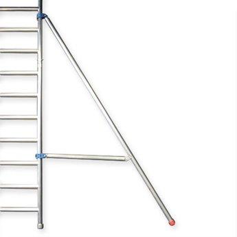 Rolsteiger Basis 135 x 190 x 9,2 meter werkhoogte met lichtgewicht platform