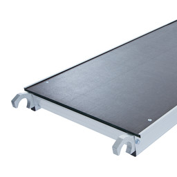Euroscaffold Rolsteiger platform Euroscaffold 305 cm zonder luik