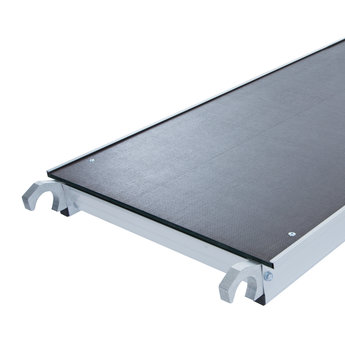 Rolsteiger platform 305 cm zonder luik