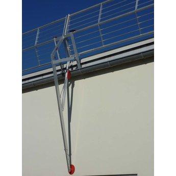 RSS dakrandbeveiliging complete set 6 meter