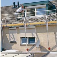 Dakrandbeveiliging kopen | Voor hellend en platte daken | Gratis verzending