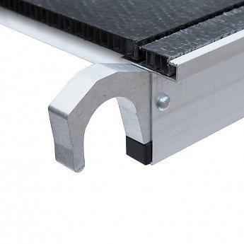 Euroscaffold Rolsteiger Compleet 75 x 250 x 9,2 meter werkhoogte met lichtgewicht platform