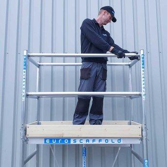 Steiger Compact werkhoogte 3,50 meter (module 1+2)