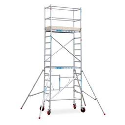 Steiger Compact werkhoogte 5,8 meter (module 1+2+3)