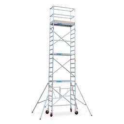 Steiger Compact werkhoogte 7,8 meter (module 1+2+3+4)