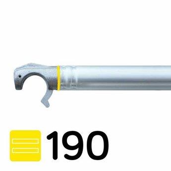 Euroscaffold Rolsteiger  horizontaal schoor 190 cm