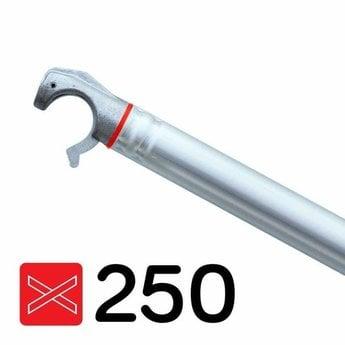 Euroscaffold Rolsteiger diagonale schoor geschikt voor rolsteigers met een lengte van 250 cm