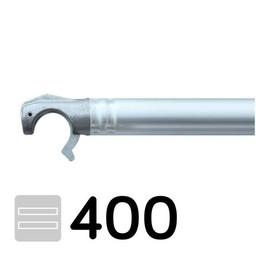 Rolsteiger horizontaal schoor 400 cm