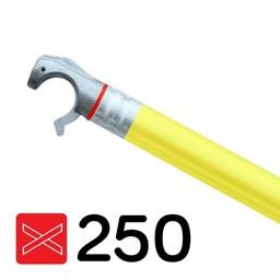 Euroscaffold Rolsteiger diagonaal schoor 250 - Geel