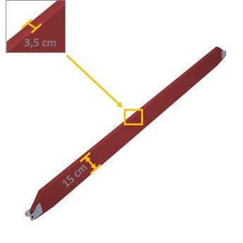 Kantplank 300 cm Gevelsteiger Super