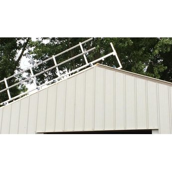Roof Shelter kopgevelbeveiliging complete set 6 meter