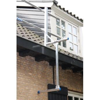 ASC Dakrandbeveiliging complete set 6 meter