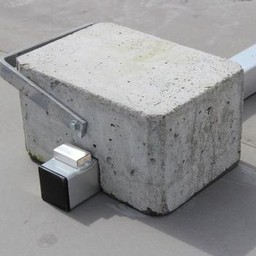 ASC Dakrandbeveiliging betonblok