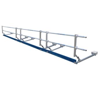 ASC Dakrandbeveiliging complete set 9 meter - Plat dak