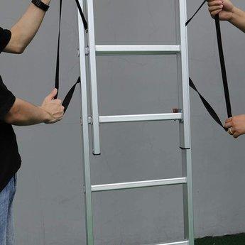 DHZ Driedelige Reformladder 3x10