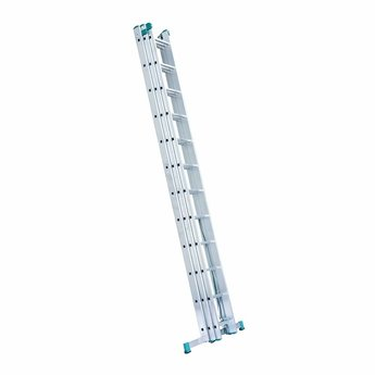 Driedelige Reformladder  3x12  Eurostairs