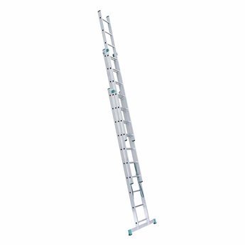 Driedelige Reformladder  3x10  Eurostairs