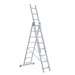 Reformladder Driedelig  3x8  Eurostairs  Home