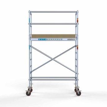 Rolsteiger Basis 75 x 190 x 4,2 meter werkhoogte