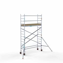 Rolsteiger Basis 75 x 250 x 5,2 meter werkhoogte