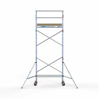 Rolsteiger Basis 75 x 190 x 6,2 meter werkhoogte