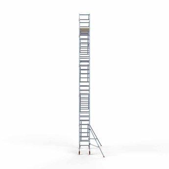 Rolsteiger Basis 75 x 190 x 10,2 meter werkhoogte met lichtgewicht platform